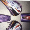 classic harley davidson paint 1996 by nelson signs nh