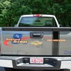 Truck Lettering bedford drywall nh
