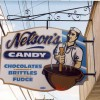 nelsons candies sign nh by nelson signs
