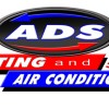 truck lettering by nelson signs air conditioning van
