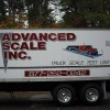 truck lettering on box truck nh