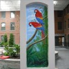 custom painted mural nh