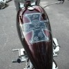 custom chopper paint by nelson signs i kandy nh