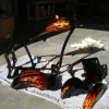 custom motorcycle paint nh