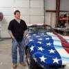 custom paint corvette nh